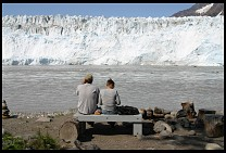 Digital photo titled childs-glacier-1