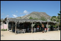 Digital photo titled cabo-pulmo-beach-bar