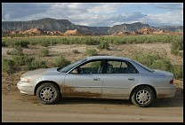 Digital photo titled buick-muddy-1