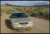 Digital photo titled buick-muddy-2