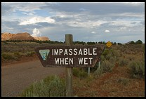 Digital photo titled impassable-when-wet
