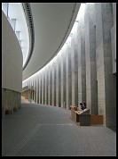 Digital photo titled iwate-museum-of-art-lobby