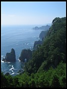 Digital photo titled rikuchu-kaigan-national-park-coast-1