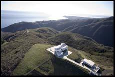 hilltop mansion in Malibu