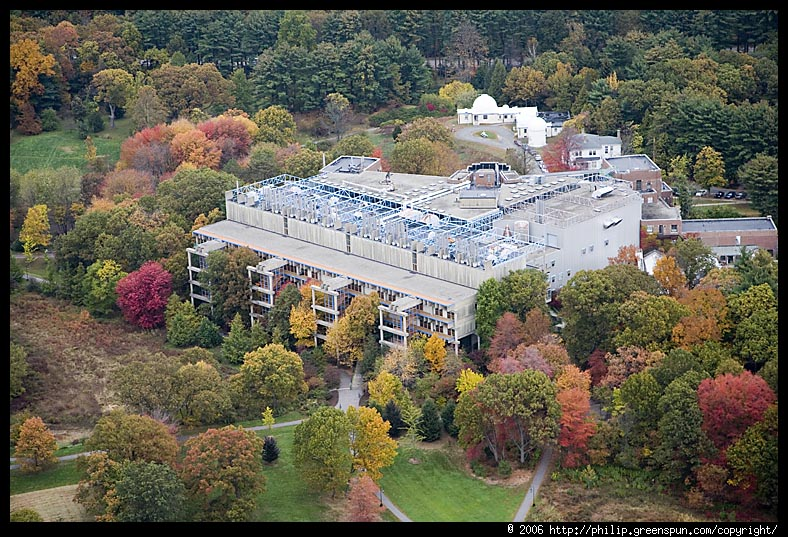 Photograph by Philip Greenspun: wellesley-college-6: philip.greenspun.com/images/20061019-boston-aerials/wellesley...