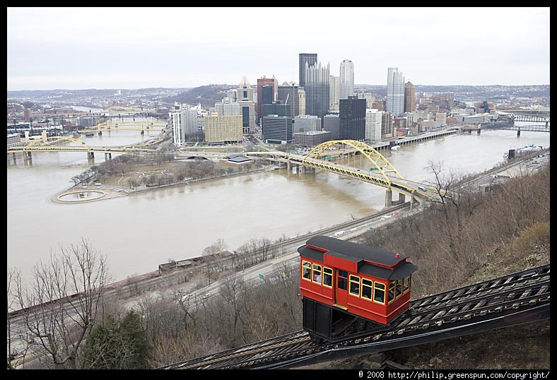 how to get to mt washington pittsburgh