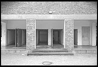 Krematorium.  Dachau Concentration Camp.  Just outside Munich, Germany