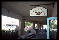 Chantal restaurant.  Taos, New Mexico.