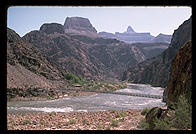 Colorado River.  Grand Canyon.  Arizona.