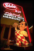 The original Bob's Big Boy.  A historical landmark.  Toluca Lake, California.