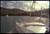The Diane. St. Lucia.