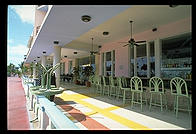 The Art Deco district of Miami Beach (South Beach)