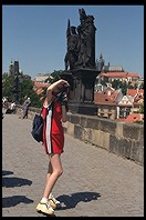 Charles Bridge. Prague