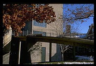 Carpenter Center. Harvard University. Note that this is Le Corbusier's only building in the United States