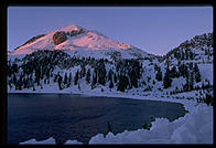 Lassen Volcanic National Park.  California.