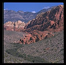 Red Rock Canyon, west of Las Vegas, Nevada