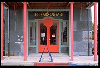 Delta Guitar.  Chinatown.  Isleton, California
