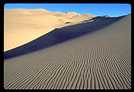 Great Sand Dunes National Monument.  Mosca, Colorado.