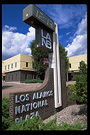 Los Alamos National Bank.  Los Alamos, New Mexico