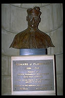 Father Flanagan statue.  State Capitol.  Lincoln, Nebraska