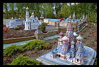 Kremlin.  Tivoli Miniature World.  Niagara Falls, Canadian Side.