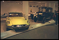 Cars.  Deutsches Museum.