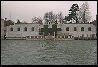 The 18th-century Palazzo Venier dei Leoni, now home to the Peggy Guggenheim Collection of modern art.