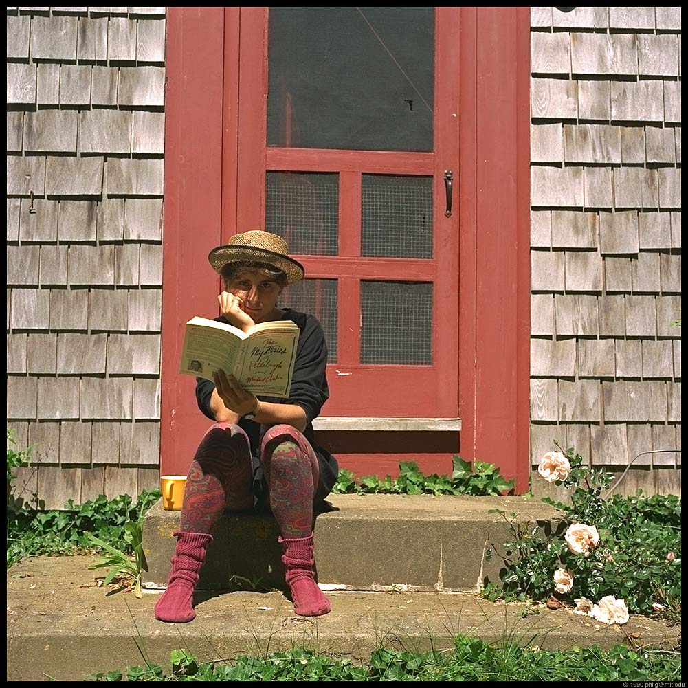 Reading-philip greenspun