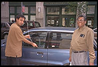 Car theft?  Manhattan 1995.