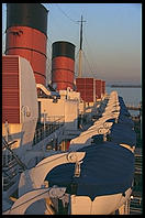 Queen Mary.  Long Beach, California.
