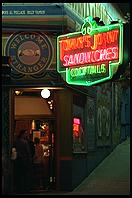 Tommy's Joynt.  San Francisco, California.