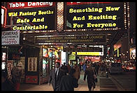 Something for Everyone.  Times Square