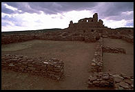 Gran Quivira, Salinas Pueblo Missions National Monument, New Mexico
