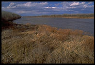 Rio Grande, New Mexico, not far from Salinas Pueblo Missions National Monument