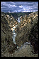 Yellowstone Canyon and Falls