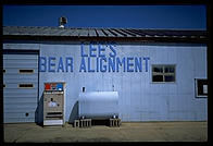 Lee's Bear Alignment, somewhere in Indiana.
