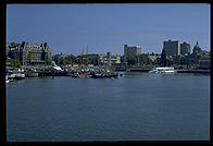 Victoria, capital of British Columbia.