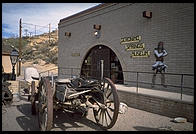 Geronimo Springs Museum, New Mexico
