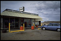 Rio Puerco restaurant, New Mexico
