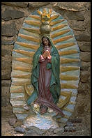 Virgin Mary.  New Mexico.