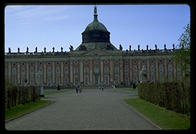 Frederick the Great's Potsdam playground