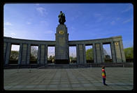 West Berlin's Soviet War Memorial