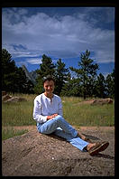 Antonietta.  Boulder, Colorado 1993.