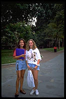 University of Pennsylvania undergraduates, 1993.