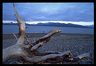 Land's End, Homer, Alaska.