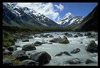 Mt. Cook National Park, South Island, New Zealand