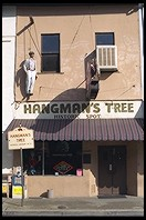 Hangman's Tree bar.  Placerville.  Highway 49.  California