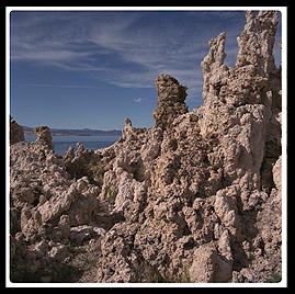 Mono Lake. California