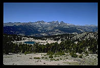 Eastern Sierra.  California.
