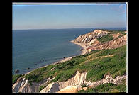Gay Head, Martha's Vineyard, Massachusetts